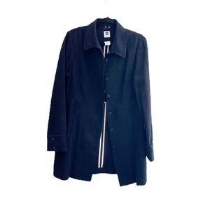 GAP   Button Front Unlined Trench Coat